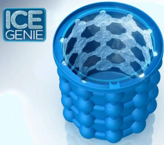 0165 Silicone Ice Cube Maker - DeoDap