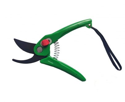 1526 Flower Cutter Professional Pruning Shears Effort Less Garden Clipper with Sharp Blade - DeoDap