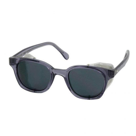 0446 Protective Welding Safety Glass (Black) - DeoDap