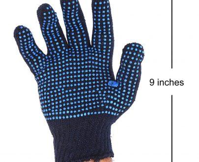 0713 Cotton Polyester Mens Work Gloves - DeoDap