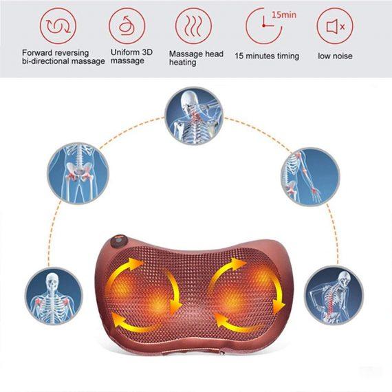 0379 Professional Massage Pillow - DeoDap
