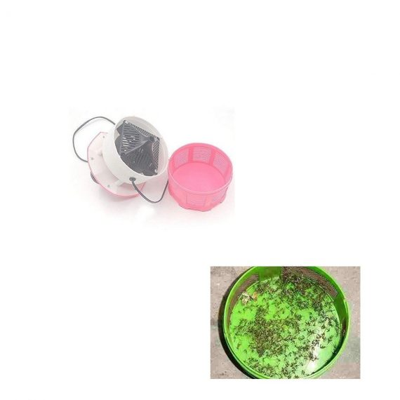0181 Mini Photocatalyst Mosquito Lamps - DeoDap