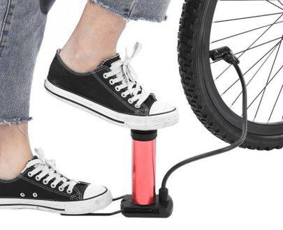 0485 Portable Mini Foot Pump for Bicycle,Bike and car - DeoDap