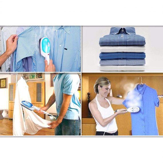 0550 Portable Handheld Garment Steamer - DeoDap