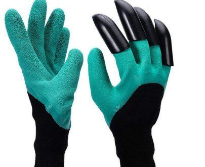 0718 Garden Genie Gloves - DeoDap