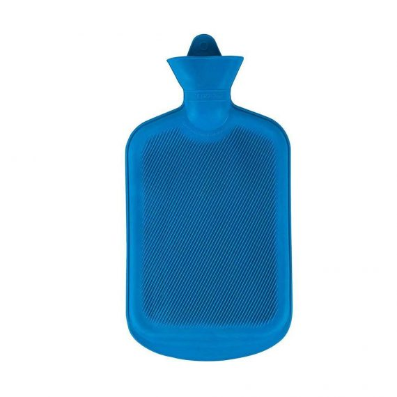 0395 (Small) Rubber Hot Water Heating Pad Bag for Pain Relief - DeoDap