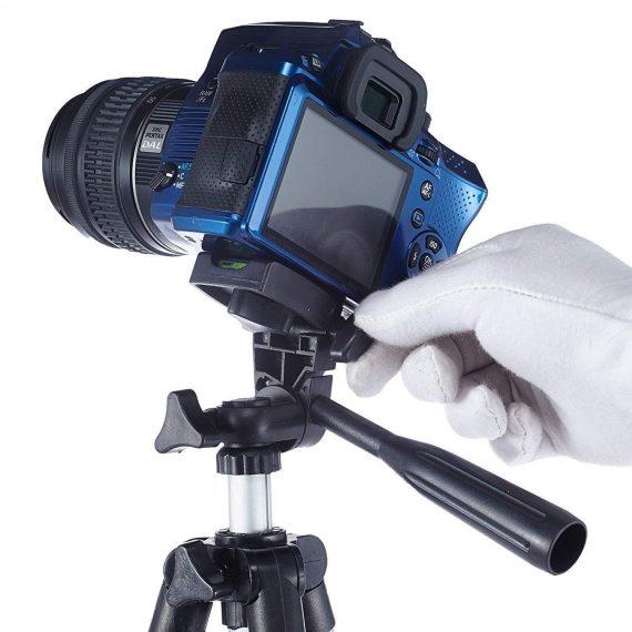 0280 Camera & Mobile Tripod - DeoDap