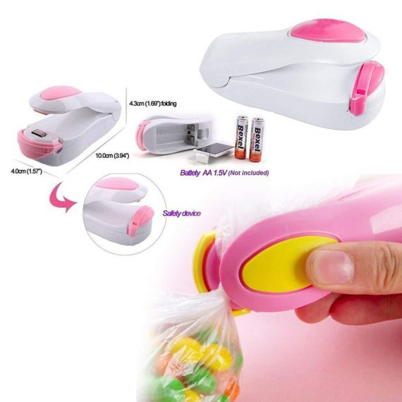 0215 HandHeld Sealer (Mini Sealing Machine) - DeoDap
