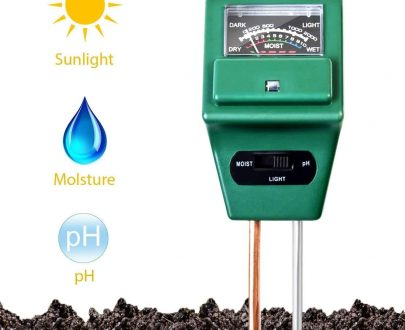 0605 -3 Way Soil Meter (pH Testing Meter) - DeoDap