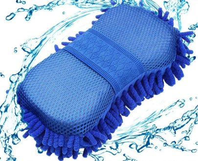 0668 Microfiber Cleaning Duster for Multi-Purpose Use (Big) - DeoDap