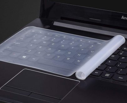 1249 Transparent Thin Clear Keyboard Cover/Transparent Skin - DeoDap