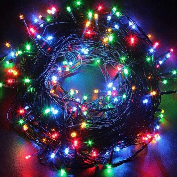1226 Diamond Bling Light and Room Decor and Home Decoration (17 Meters) - DeoDap