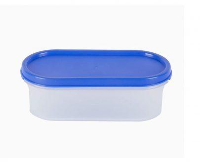 2073 Modular Transparent Airtight Food Storage Container - 500 ml - DeoDap