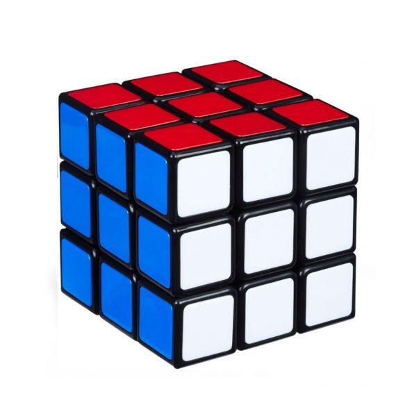 0865 Puzzle Cube 3x3x3 Multicoloured | 3D puzzles game | puzzle cubes | - DeoDap