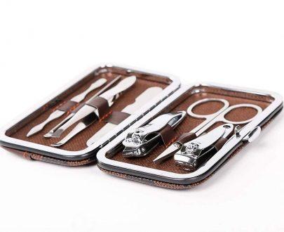 0529 Pedicure & Manicure Tools Kit For Women (7in1) - DeoDap