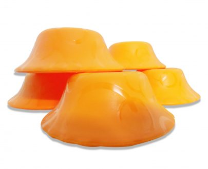 0806 Multipurpose Round Shape Big Serving Mixing Bowl (6 pack) - DeoDap