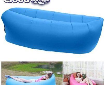 0868 Camping Inflatable Lounger Sofa - DeoDap
