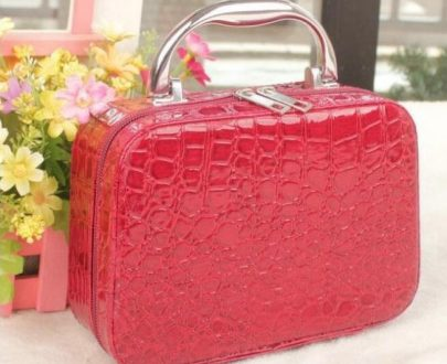 Cosmetic Storage Organizer - 102 (Red)