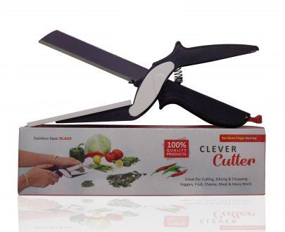 2005 Clever Cutter Food Chopper Slicer Dicer Vegetable Fruit Cutter - DeoDap