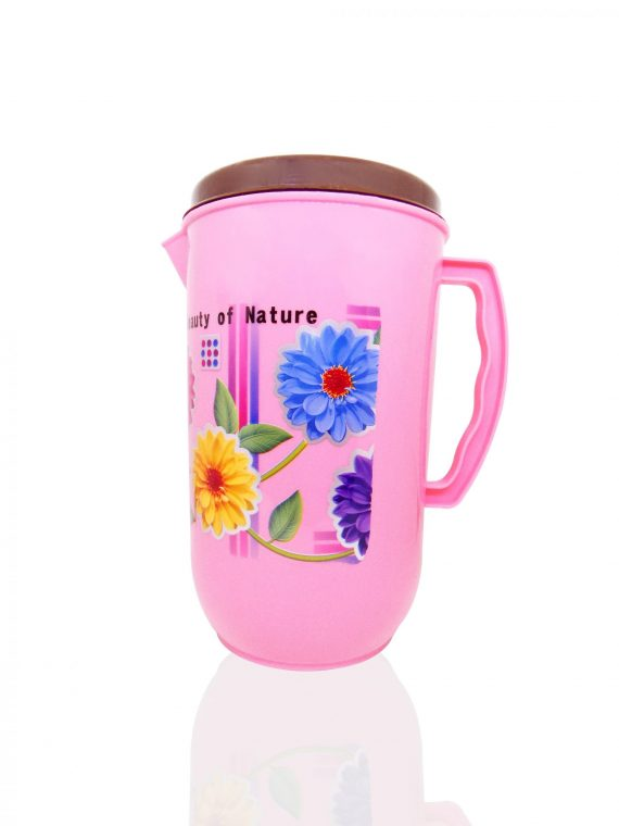 2079 Strong Plastic Water Jug With Handle - DeoDap