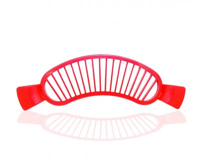 2084 Plastic Banana Slicer/Cutter With Handle - DeoDap