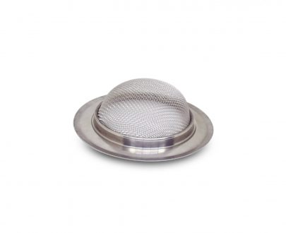 0791 Medium Stainless Steel Sink/Wash Basin Drain Strainer - DeoDap