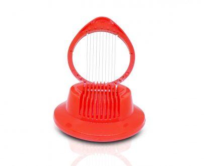 0138 Plastic Multi Purpose Egg Cutter/Slicer - DeoDap