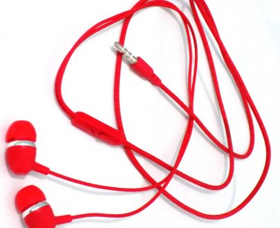 1269 Bass heads in Ear Wired Earphones with Mic - DeoDap
