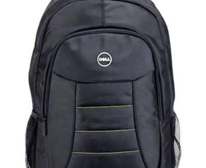 0276 Polyester Black Laptop Bag - DeoDap