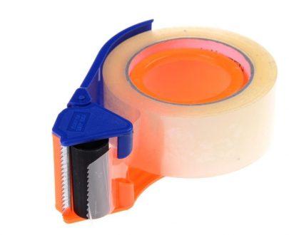 0456 2 Inch Plastic Handy Packaging Tape Dispenser, Packaging Tape Cutter Machine, Packaging Boxes Roll Roller Cutter Parcel Cartoon Sealer, Packing Tool - DeoDap
