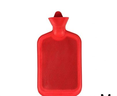 0394 (Medium) Rubber Hot Water Heating Pad Bag for Pain Relief - DeoDap