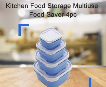 2029 Kitchen Food Storage Multiuse Food Saver 4pc - DeoDap