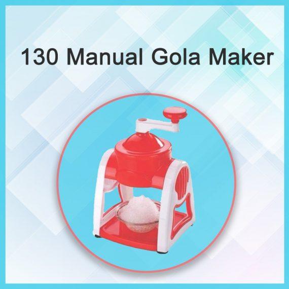 0130 Manual Gola Maker (Multicolour) - DeoDap
