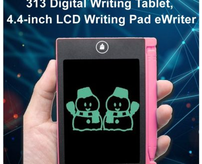 0313 Digital Writing Tablet, 4.4-inch LCD Writing Pad eWriter (No return policy) - DeoDap