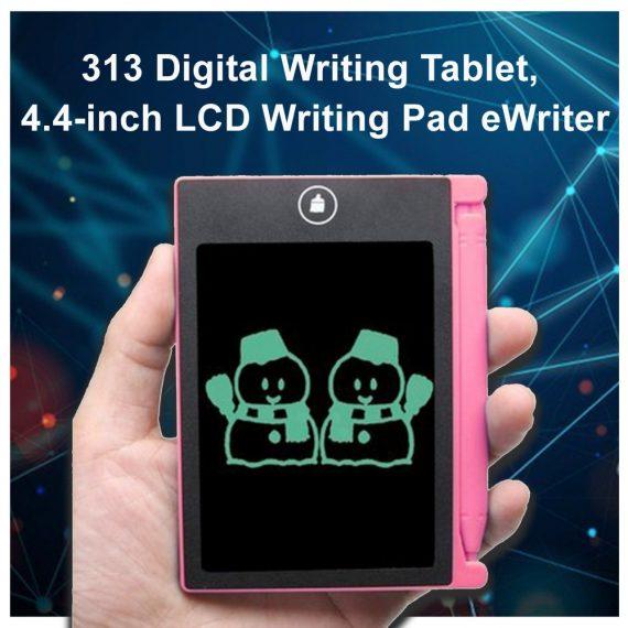 0313 Digital Writing Tablet, 4.4-inch LCD Writing Pad eWriter (No return policy) - DeoDap