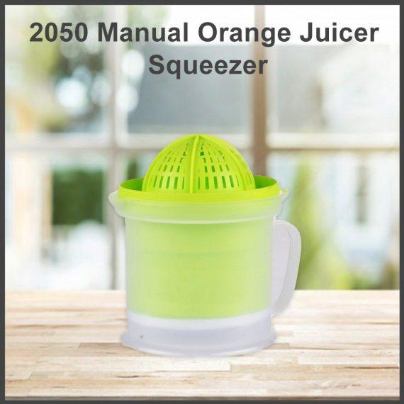 2050 Manual Orange Juicer Squeezer - DeoDap