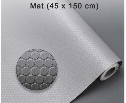 0613 Textured Anti Skid Drawer Mat (45 x 150 cm) - DeoDap