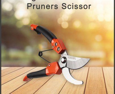 0410 Tiger Garden Shears Pruners Scissor - DeoDap