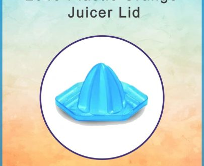 2049 Plastic Orange Juicer Lid - DeoDap