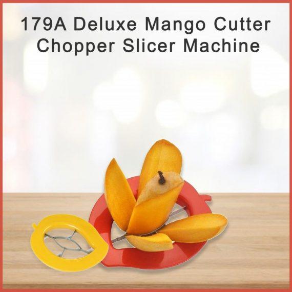 0179A Deluxe Mango Cutter Chopper Slicer Machine - DeoDap