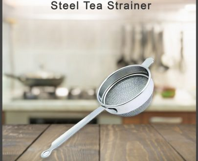 0658 Premium Kitchen Stainless Steel Tea Strainer - DeoDap