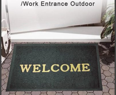 0776 Welcome Door Mat for Home/Work Entrance Outdoor - DeoDap