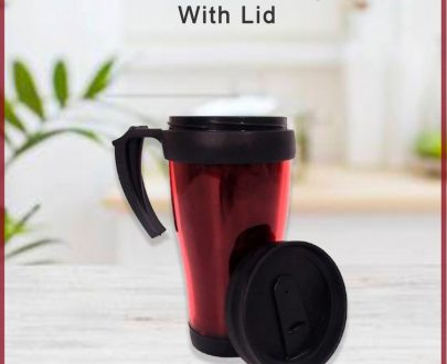 0552 Portable Travel Mug/Tumbler With Lid - DeoDap