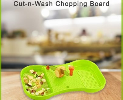 2068 Multipurpose Kitchen Cut-n-Wash Chopping Board - DeoDap