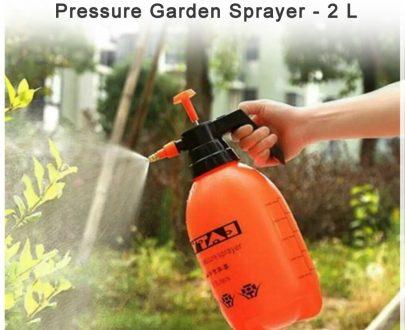 0645 Water Sprayer Hand-held Pump Pressure Garden Sprayer - 2 L - DeoDap