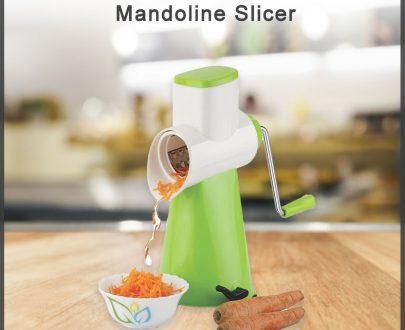 0068 -4 In 1 Vegetable Grater Mandoline Slicer - DeoDap