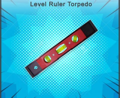 0411 3 Bubble Mini Pocket Portable Level Ruler Torpedo - DeoDap