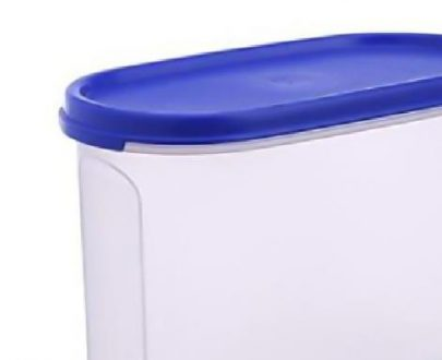 2077 Modular Transparent Airtight Food Storage Container - 2500 ml - DeoDap