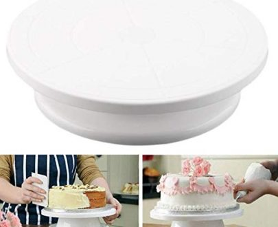 Revolving Cake Decorating Turntable