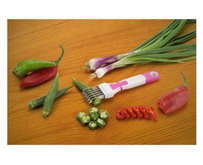 124 Vegetable Negi Cutter - DeoDap